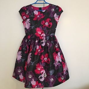 NWT girl's floral dress